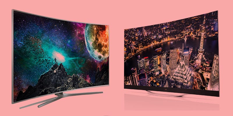 Illustration for article titled Which Is a Better TV Screen, LCD or OLED?