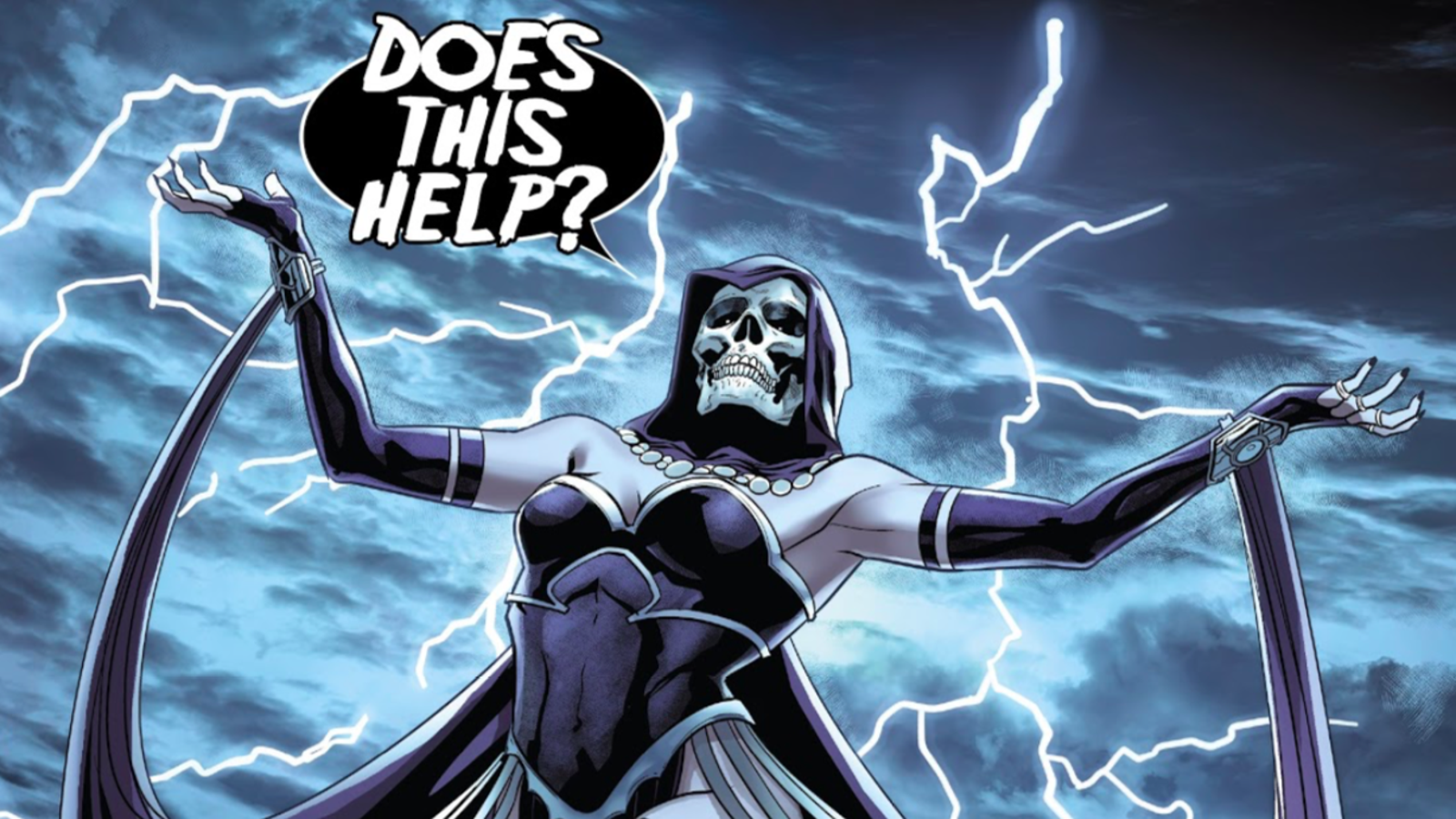 Top 10 Most Powerful Marvel Characters Death