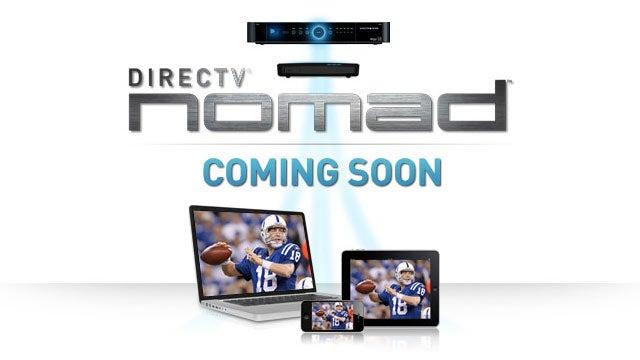 directv nomad will let you download satellite video to almost rh gizmodo com DirecTV Sound System RCA DirecTV Receiver Drd502rb