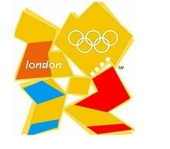 Illustration for article titled Is The 2012 Olympics Logo Naughty?