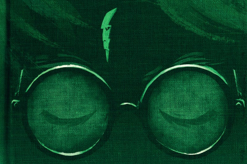 Illustration for article titled These Elegant New Harry Potter Book Covers Tell Their Own Stories