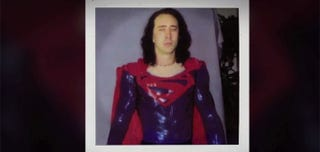 Illustration for article titled Everything You Thought You Knew About Nic Cage's Superman Film Is Wrong