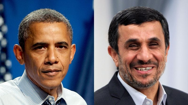 Illustration for article titled Gallup Poll: Rural Whites Prefer Ahmadinejad To Obama