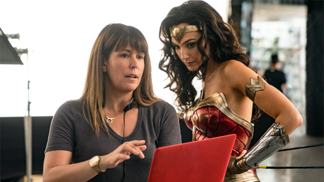 Gasp, Wonder Woman 1984 s Patty Jenkins Also Hates Seeing the Box Office Hit By Streaming