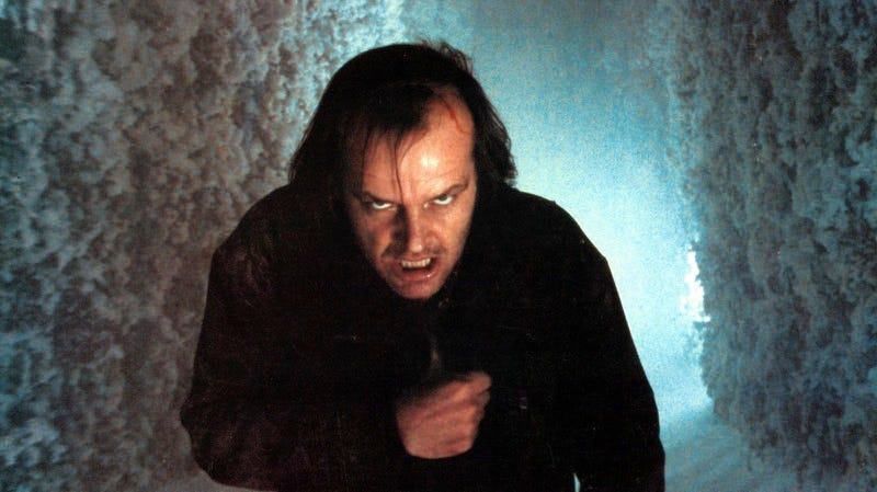 the shining joins universals halloween horror nights to terrify visitors forever and ever and ever - The Shining Halloween