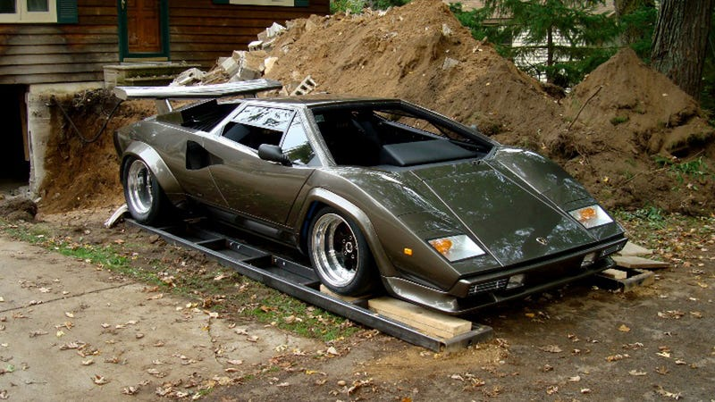 The Ten Craziest OneOff Cars Ever Built - Cool cars ever