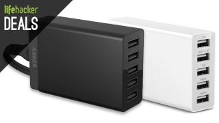 Charge Everything at Once, Store Everything on One Drive [Deals]