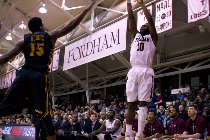Illustration for article titled Can Jon Severe Save Fordham Basketball?