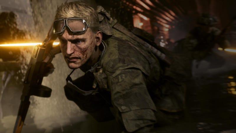 Battlefield V Finally Has A Metro Map, And I Love The Chaos