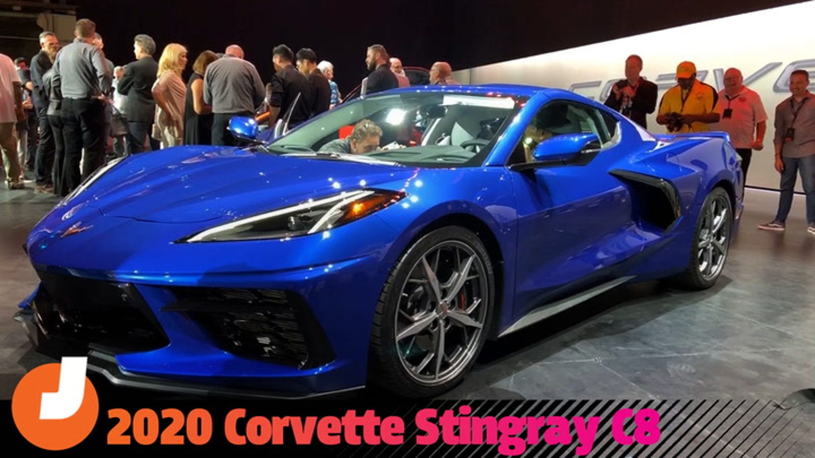 Why the Corvette C8 Became Mid-Engine and Got a Major ...