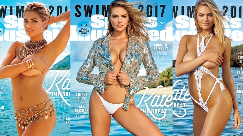 'Sports Illustrated Swimsuit' 2017 Cover Reveal - Look Back at Past Covers!