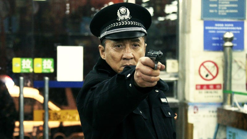 Illustration for article titled Jackie Chan deserves better than this in-name-only Police Story sequel