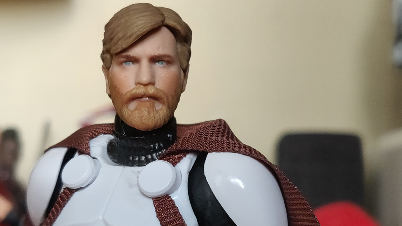 Apropos of Nothing at All, Here's Some Pictures of a Sweet New Ewan McGregor Obi-Wan Kenobi Figure