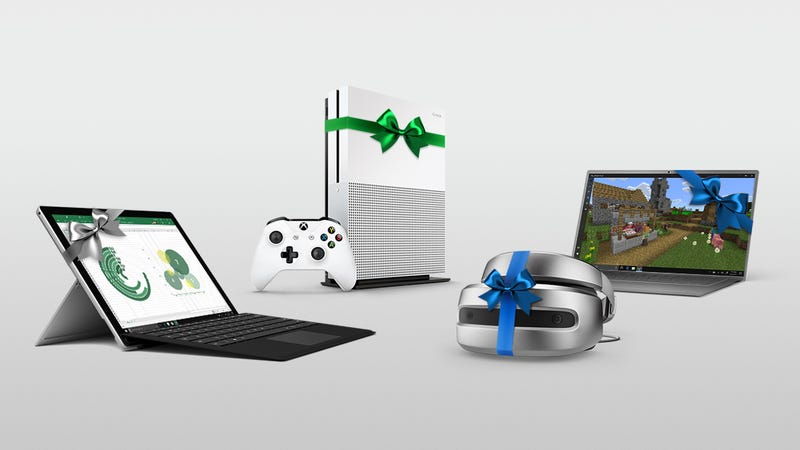 Microsoft Corporation (NASDAQ:MSFT) Hardware Comes With Steep Discounts This Black Friday
