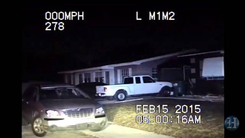 Dashcam Captures Florida Cop Fatally Shooting Mentally Ill Man