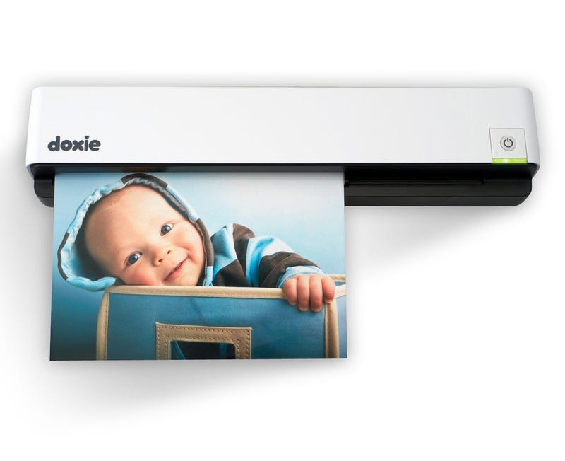 Illustration for article titled Go Paperless: Get 30% Off The Top Portable Scanner – Doxie Go