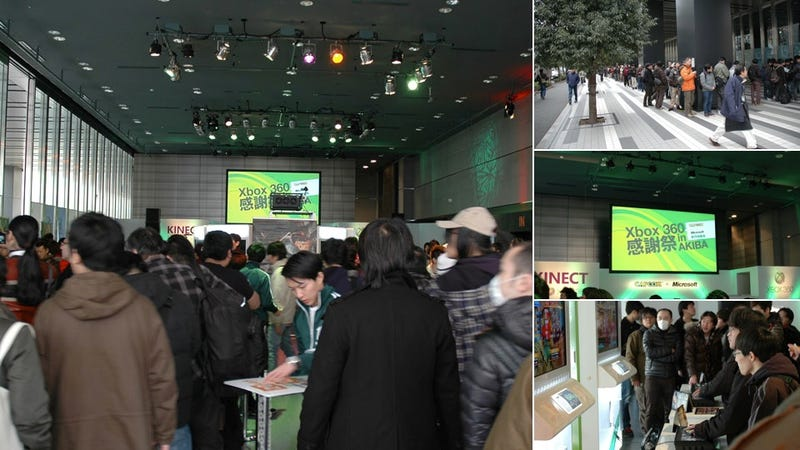 Illustration for article titled The Weekend Xbox Japan Conquered Akihabara