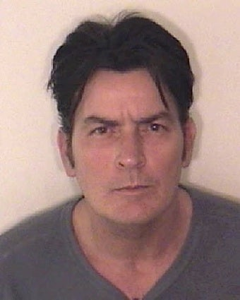 Illustration for article titled Charlie Sheen Arrested On Domestic Violence Charges; Divorce Rumors Begin To Swirl