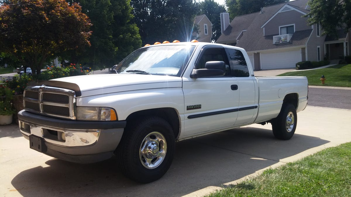 I Just Bought The Cheap Diesel Truck Of My Dreams