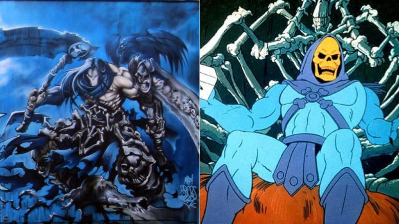 Illustration for article titled Darksiders II May Be Your Best Shot At a Skeletor Game
