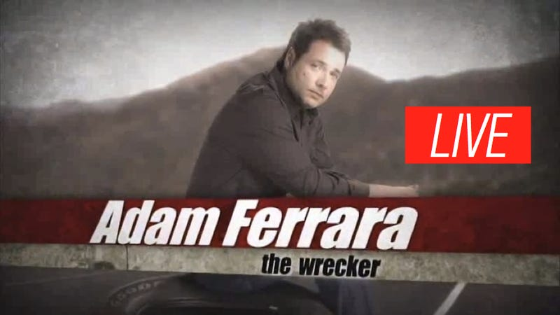 Illustration for article titled Ask Comedian And Top Gear USA Host Adam Ferrara Anything