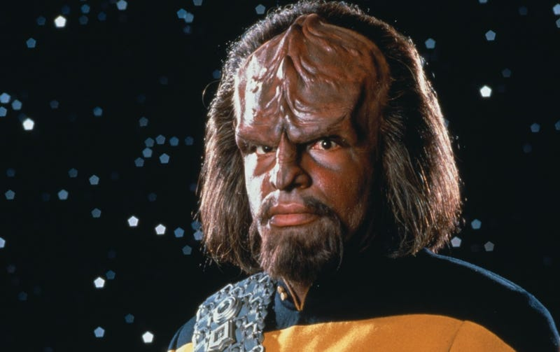 Illustration for article titled Here's the first look at Star Trek 2's new Klingons (kinda)