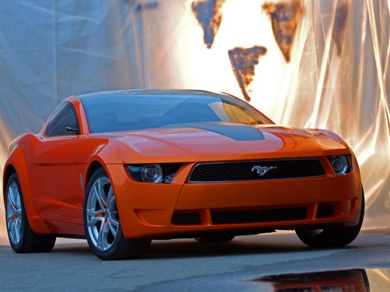 Illustration for article titled My friend just showed me this about the 2015 Mustang