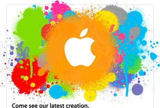 Illustration for article titled Apple Invites Us To Jan 27 Special Event, Think iSlate?