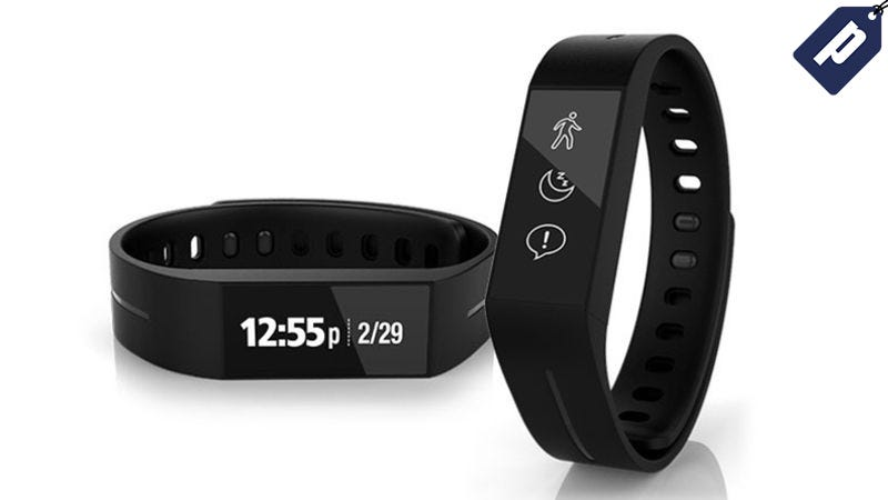 Illustration for article titled Get The Striiv Touch Fitness Tracking Smartwatch For Just $30