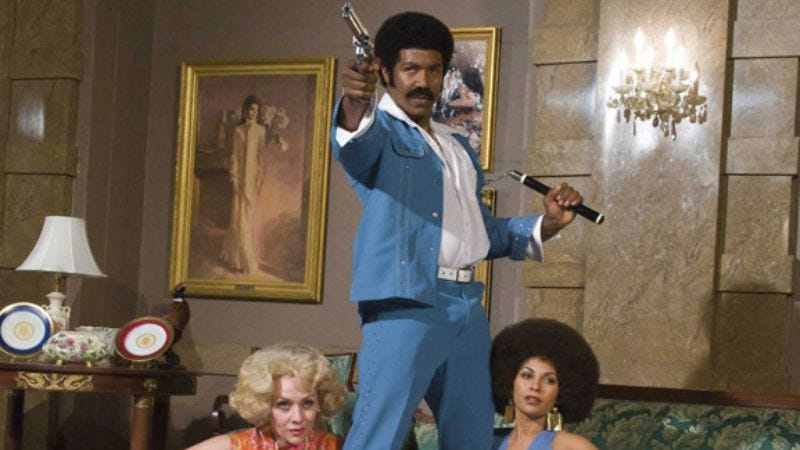 Illustration for article titled Black Dynamite