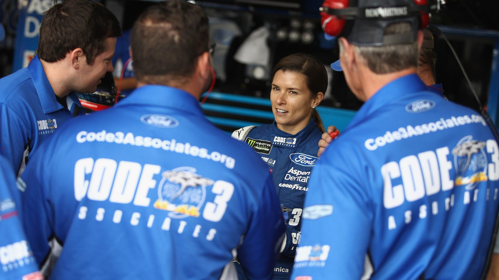 Danica Patrick Loses NASCAR Ride