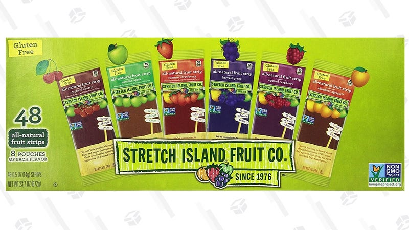 Stretch Island Fruit Leather Variety Pack | $9 | Amazon | With Subscribe & Save and 20% coupon