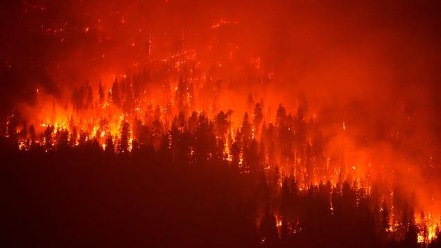 Climate Progress Is on Fire