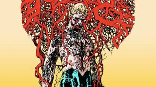 Illustration for article titled In comics this week, Animal Man bleeds out his eyes and Superman goes grassroots