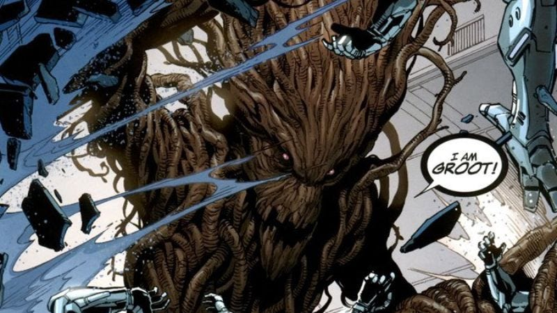 Illustration for article titled Behold the subtle sensuality of erotic fan-fiction written in the voice of Groot