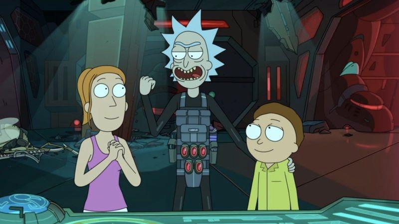 Screenshot: Rick And Morty/Adult Swim