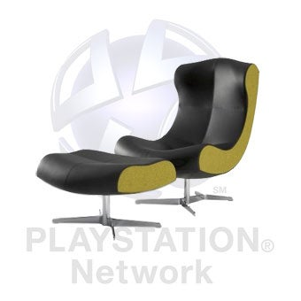 Illustration for article titled Don't Pay For Xbox Live, Pay For Designer Furniture Instead