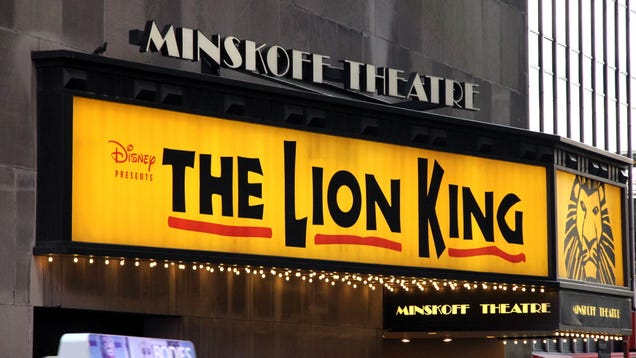 Get a Free Online  Lion King  Broadway Course for Your Kid