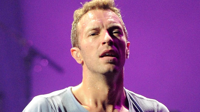 Illustration for article titled BREAKING: Chris Martin Has Stupid Thoughts On Vegetarianism