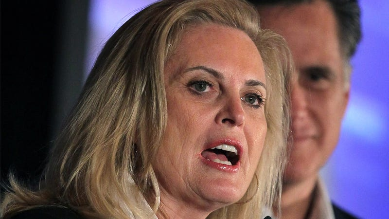 Illustration for article titled Can Ann Romney Convince Women That Her Husband Doesn't Hate Them?