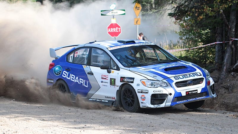 Illustration for article titled Subaru Canada Withdraws as Rally Competitor, Expands Grassroots Support
