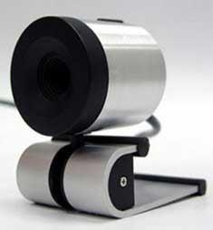Illustration for article titled Mustek SI302A Webcam Looks Good, Works Good