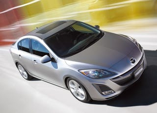 Illustration for article titled New Mazda3 Sedan To Debut At LA Auto Show... Duh