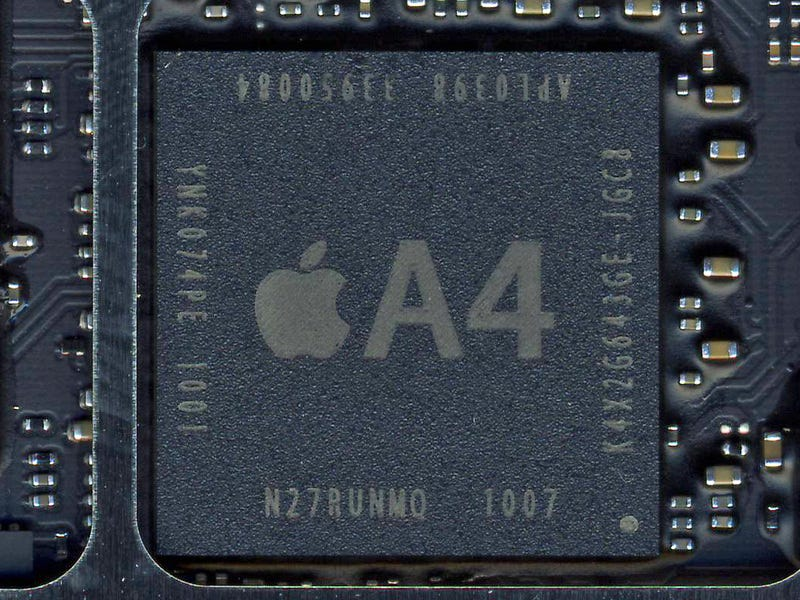 Illustration for article titled Deconstructing the iPad's A4 Chip: It's Still a Giant iPhone