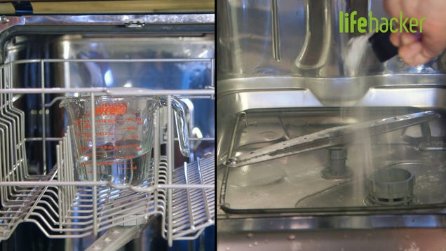 How to Properly Clean Your Dishwasher