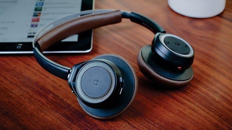 Plantronics Backbeat Sense SE Wireless Headphones | $48 | Daily Steals | Promo code KINJASE