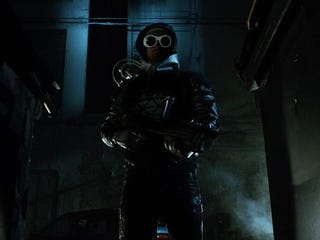 Illustration for article titled Everyone Chill, It's the First Look at Gotham's Mr. Freeze