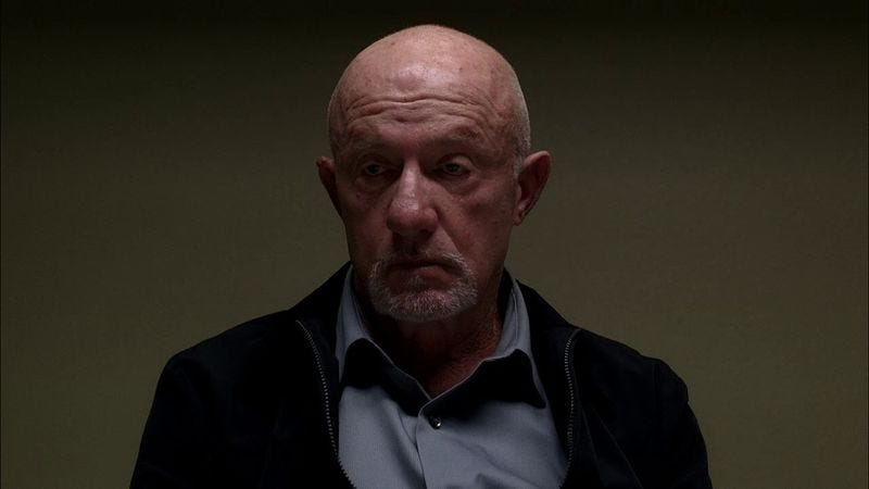 Illustration for article titled Jonathan Banks is officially part of the Breaking Bad spinoff Better Call Saul