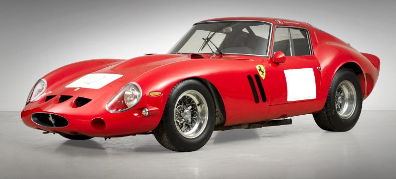 Illustration for article titled Cheap-Ass Ferrari 250 GTO Sells For Just $38 Million