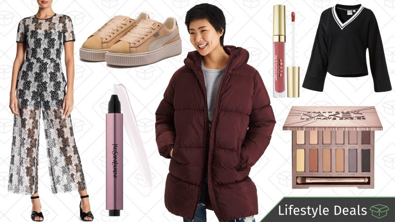 Illustration for article titled Thursday's Best Lifestyle Deals: PUMA, American Eagle, Sephora, Diane von Furstenberg, and More